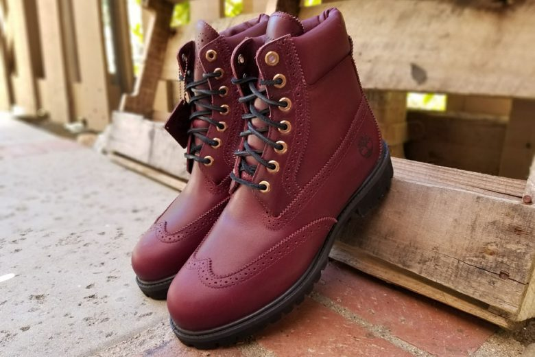 "Footaction Gets Exclusive Colorway for Timberland 6-Inch ""Brogue"""