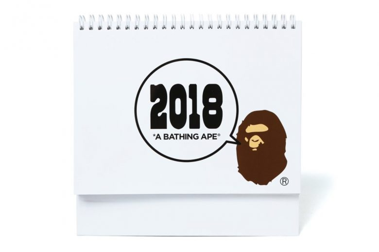 BAPE 2018 Gifts for the New Year
