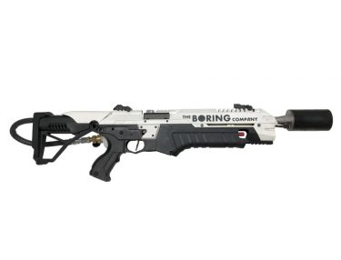 The Boring Company Flamethrower elon musk