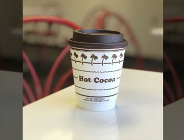In-N-Out Adds Hot Cocoa