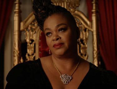 Jill Scott Lady Eve in Black Lightning