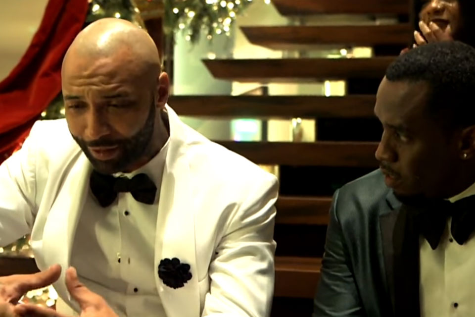Joe Budden and Diddy