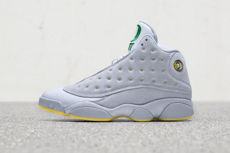 Air Jordan 13 University Of Oregon Friends & Family