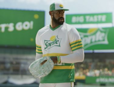 LeBron James Sprite Big Taste