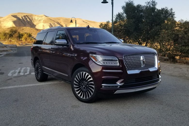 "Test Driving the 2018 Lincoln Navigator ""Black Label"""
