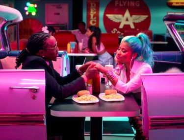 Quavo Nicki Minaj - She For Keeps Video