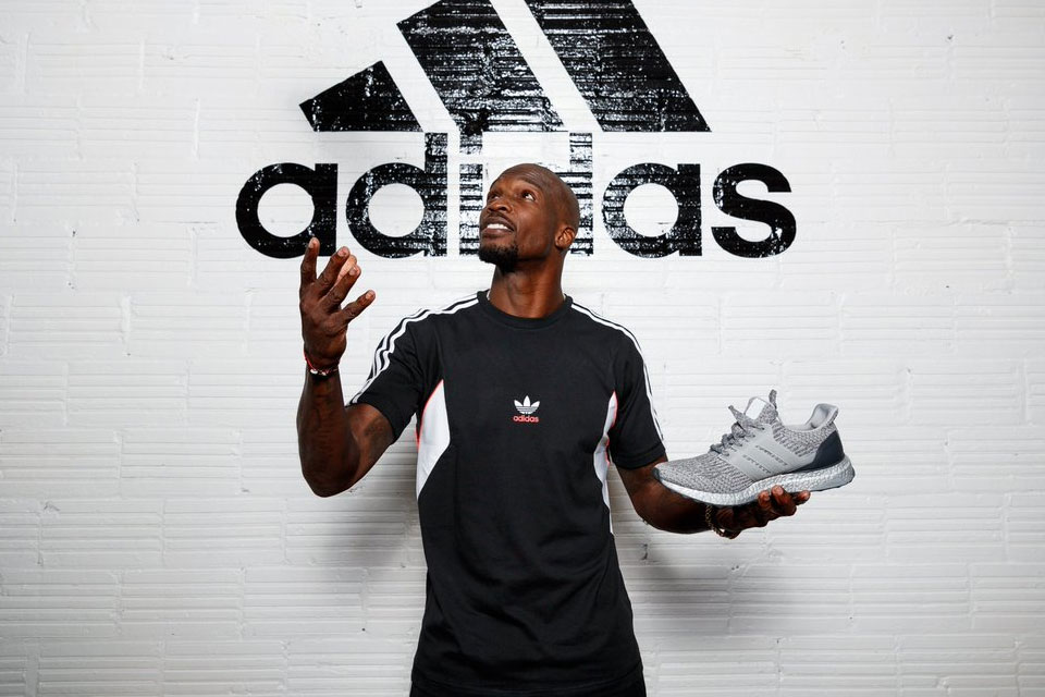 Chad Ochocinco Joins Adidas