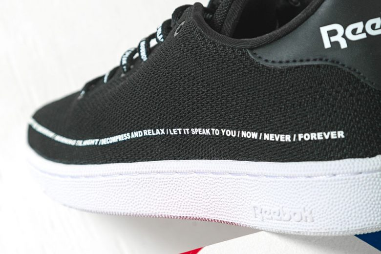Reebok x Publish Now / Never / Forever Collection