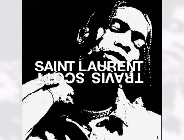 Saint Laurent x Travis Scott Vinyl Playlist