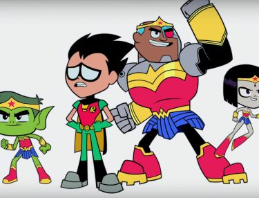 Teen Titans GO! To The Movies trailer