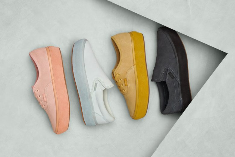 Vans Classic Suede Outsole Pack
