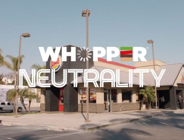 Burger King Trolls Customers Over Net Neutrality