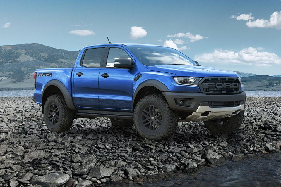 First Look At The Ford Ranger Raptor
