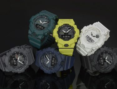 G-Shock GBA800 Training Timer