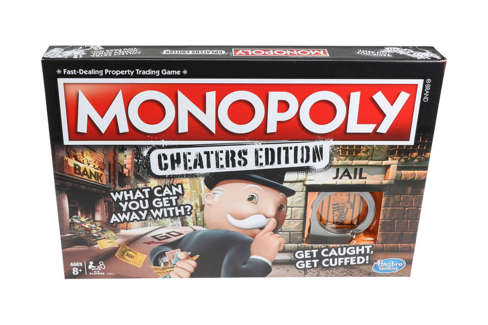 Monopoly: Cheaters Edition