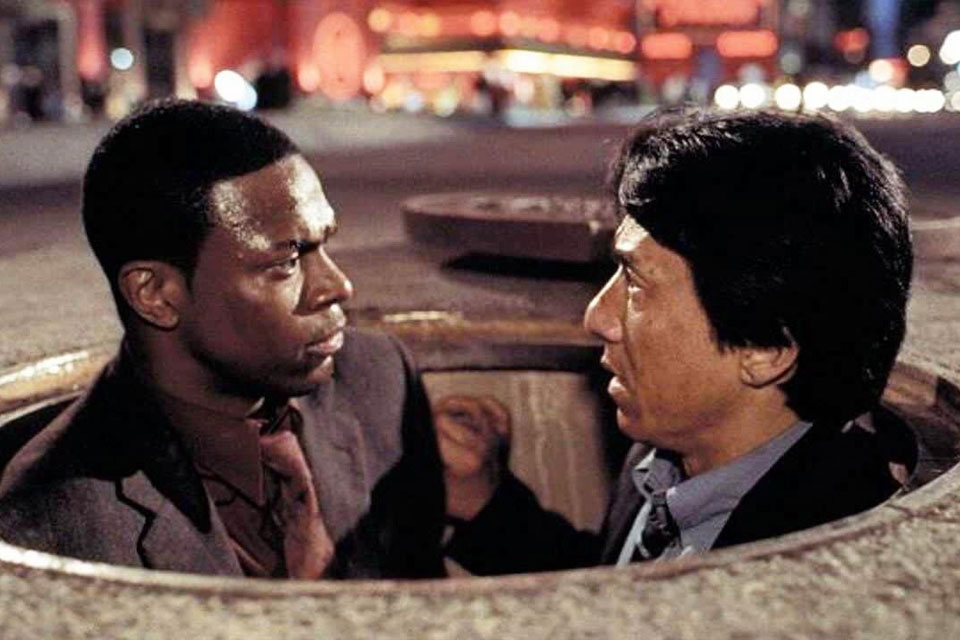 Rush Hour - Jackie Chan and Chris Tucker