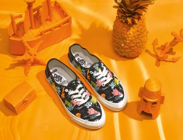 Vault by Vans x SpongeBob SquarePants collection