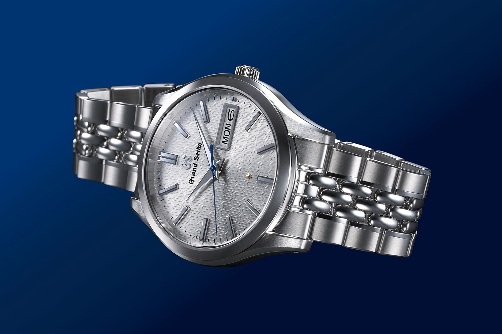 Seiko 25th Anniversary 9F Watch