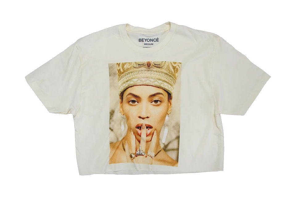Beyonce Nefertiti Merch Collection