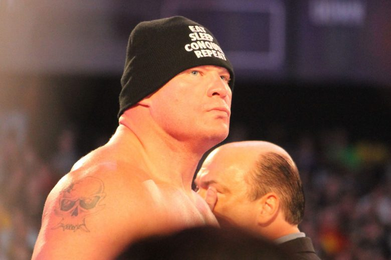 Brock Lesnar to UFC? You may be getting trolled