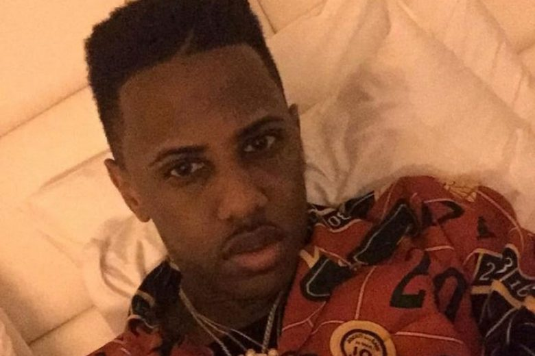 Fabolous arrested for domestic violence in New Jersey