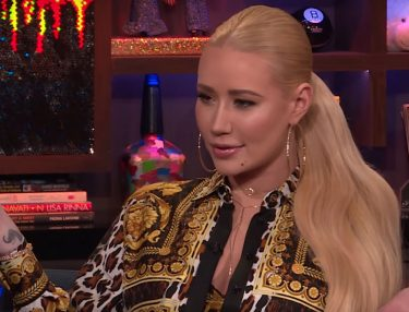 Iggy Azalea Burned All Nick Young's Clothes