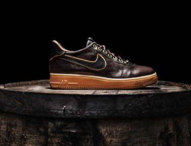 The Shoe Surgeon x Jack Daniel's Nike Air Force 1's