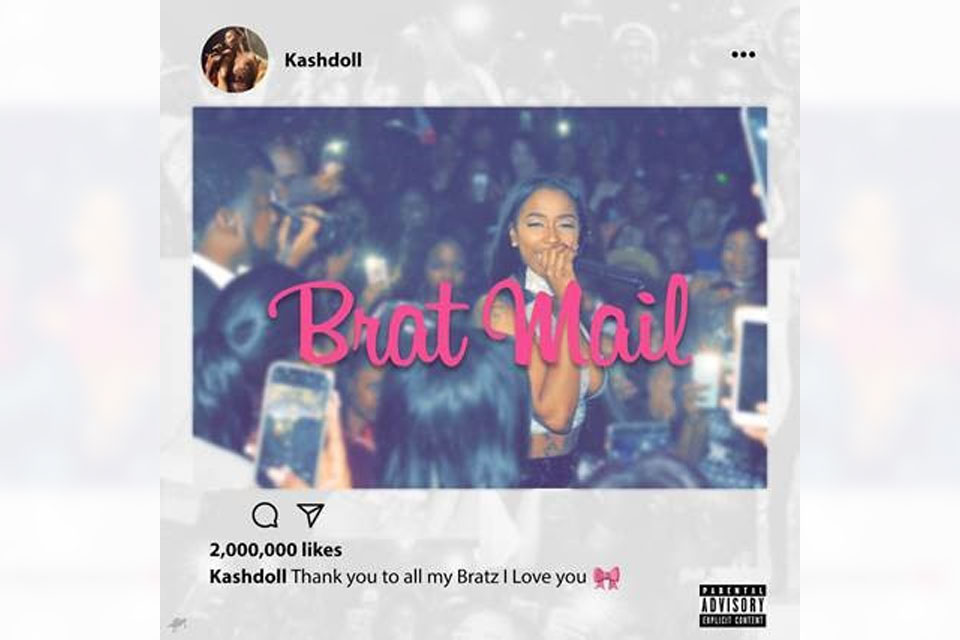 Kash Doll Brat Mail