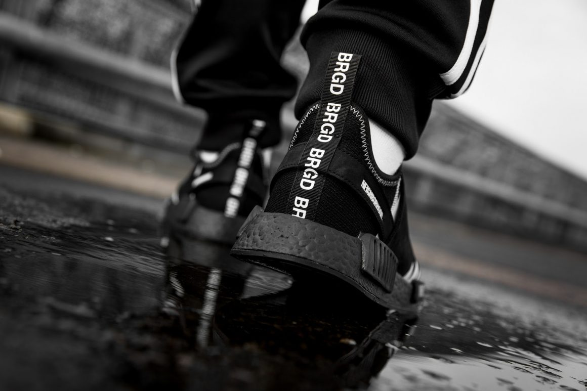 NEIGHBORHOOD x Adidas