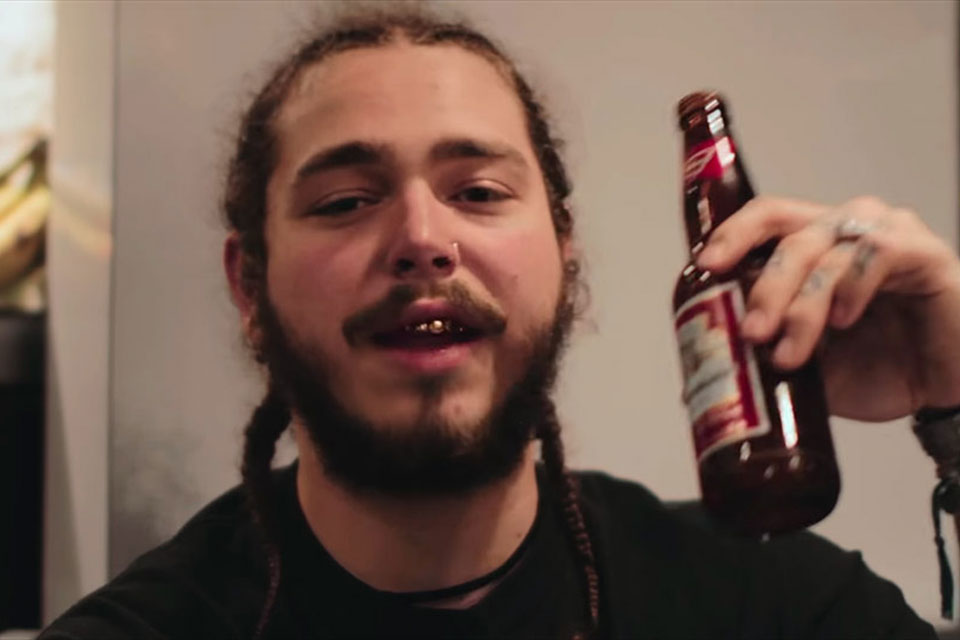 Post Malone U.S. Government Is the Biggest Lie