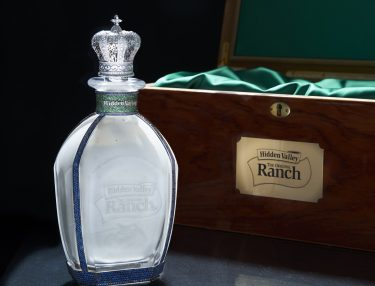 Hidden Valley Ranch Dressing Bottle