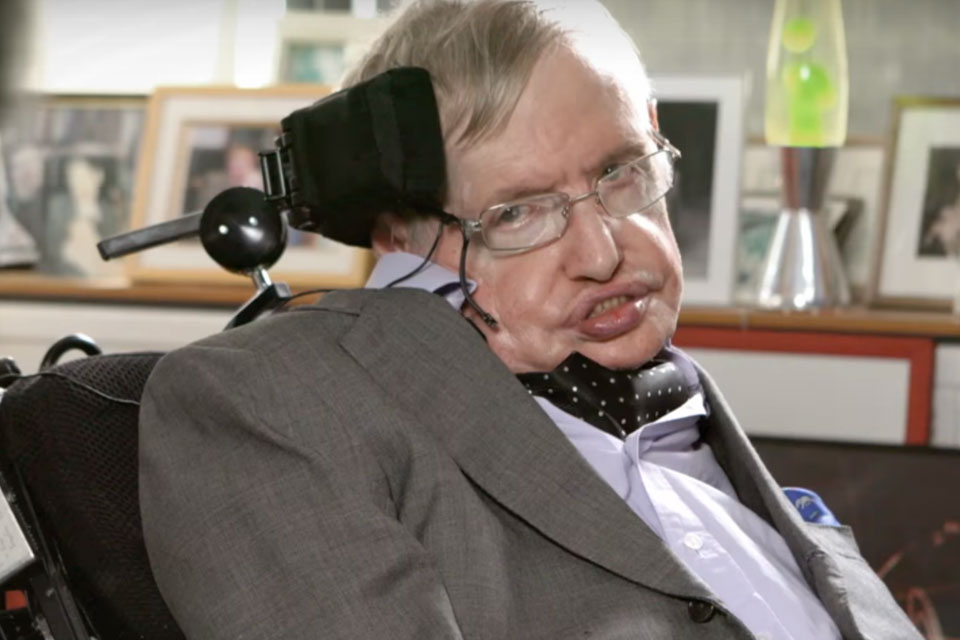 Stephen Hawking on the Big Bang