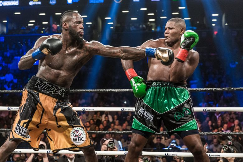 Deontay Wilder KOs Luis Ortiz to Remain Undefeated, Retains Title