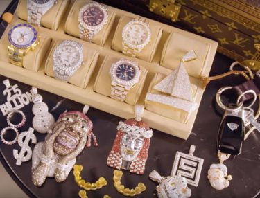 Lil Yachty Jewelry Collection