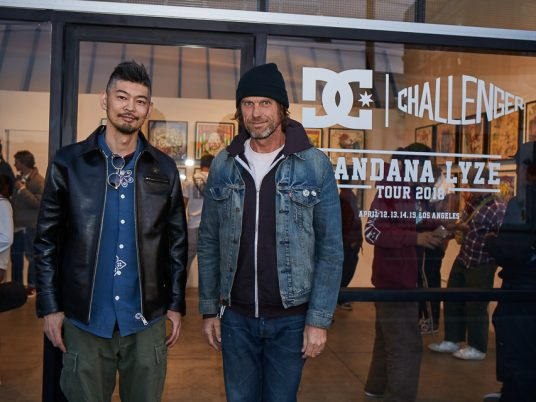 DC Shoes Debuts Evan Hi Zero Challenger (Recap)
