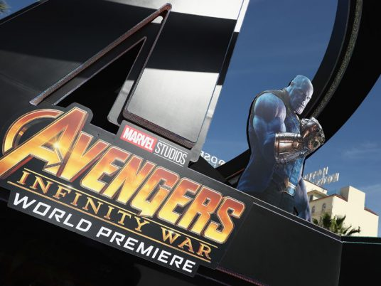 World Premiere Marvel Avengers: Infinity War