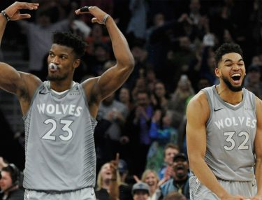 Timberwolves Clinch First Playoffs Berth in 14 Years