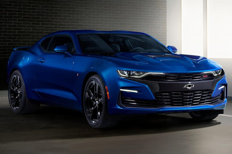 Chevrolet Camaro Goes Bold With New Face