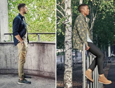 Timberland Spring 2018 Camo Collection