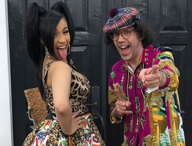 Nardwuar Cardi B