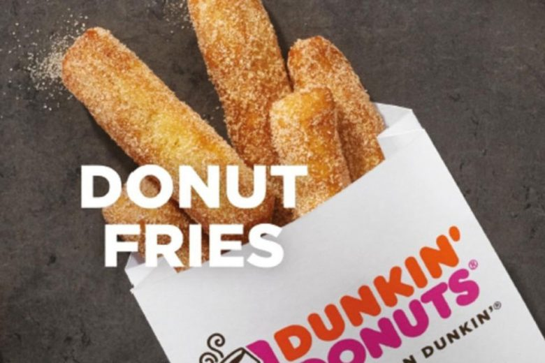 Dunkin' Donuts Donut Fries