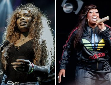 SZA and Missy Elliott