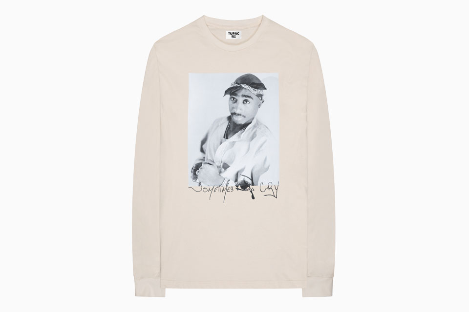 Tupac Apparel Collection for National Poetry Month