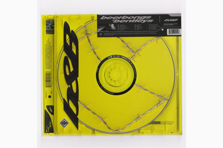 Stream Post Malone's 'beerbongs & bentleys'