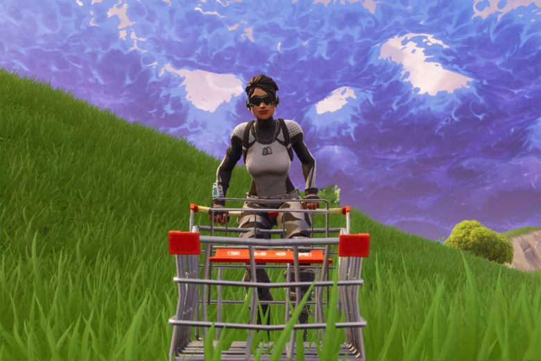Refund System, Mushrooms, Shopping Carts Roll into Fortnite in Update v4.3