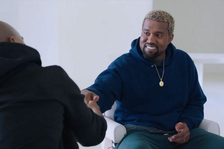 Kanye West Sits Down With 2-Hour Interview With Charlamagne Tha God