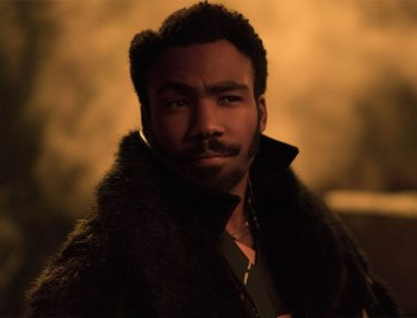 Donald Glover as Lando Calrissian