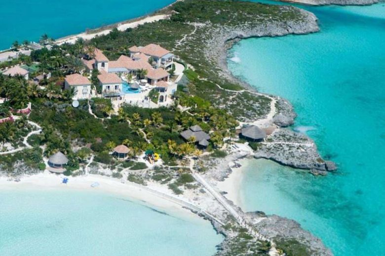 Prince's Caribbean Estate Turks and Caicos