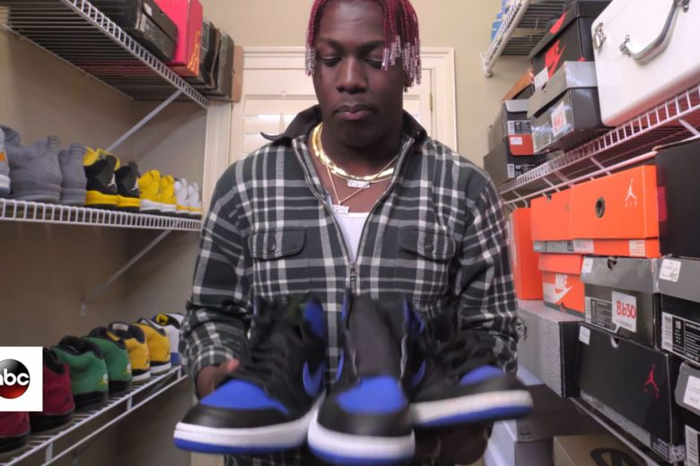 Lil Yachty Shows Off His Rare Sneaker Collection (Part 1)