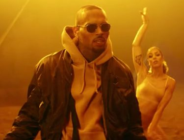 Chris Brown to my bed video